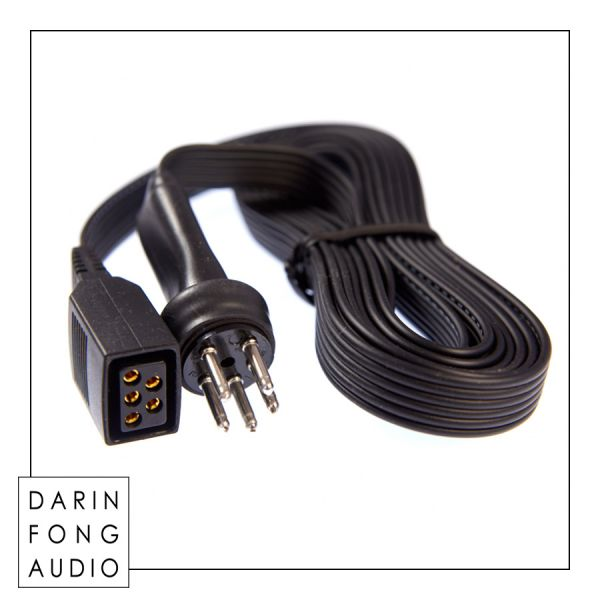 Koss ESP-950 to Stax 5-pin Adapter Cable