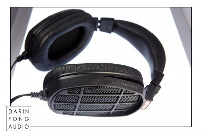 Koss ESP-950 Electrostatic Headphones with E-90 Amplifier